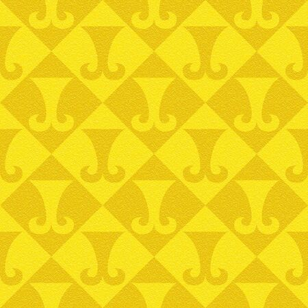 multivitamins: Abstract paneling pattern - seamless background - hipster symbol - lemon texture