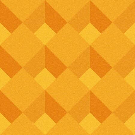 multivitamins: Decorative checkered pattern - seamless background - orange texture
