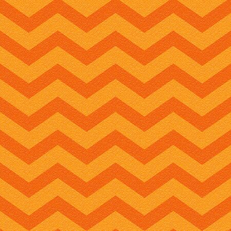 Abstract winding pattern - seamless background - tangerine texture