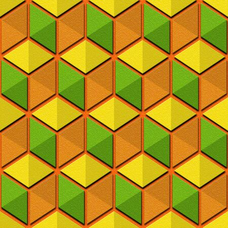 multivitamins: Abstract checkered pattern - seamless background - citrus texture
