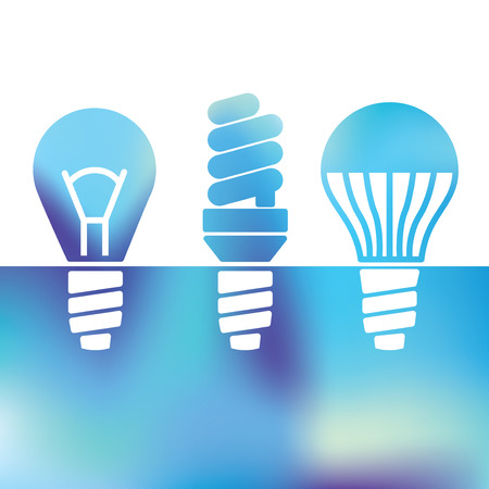 led: LED bulbs - Light bulbs - fluorescent light bulb