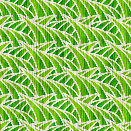 messy room: Grassy abstract pattern