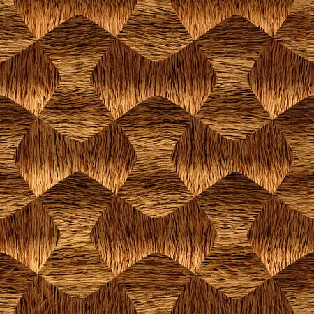panelling: Abstract decorative texture - seamless background - wood wall