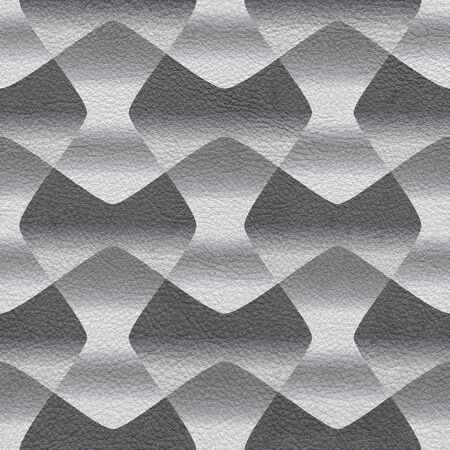 leather texture: Abstract decorative tiles - seamless background - leather texture