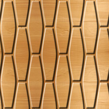 panelling: abstract decorative wall - seamless background - wood wall