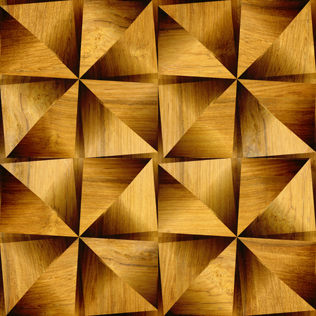 panelling: Abstract decorative texture - seamless background - wood texture