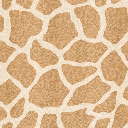 panelling: Abstract giraffe pattern - seamless background - White Oak wood texture