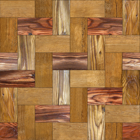 veneer: Wooden parquet - seamless background - Wood decoration