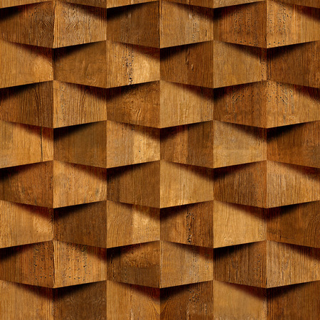 parquet texture: abstract decorative bricks - seamless background - wood texture