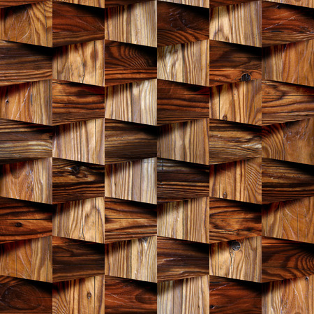 abstract decorative wall - seamless background - wood texture Banco de Imagens