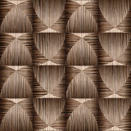 panelling: Abstract paneling pattern - texture pattern for continuous replicate - Blasted Oak Groove wood texture
