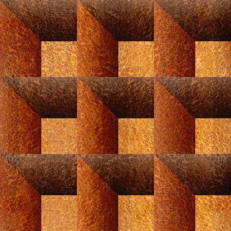 veneer: Abstract paneling pattern - seamless background - Carpathian Elm wood texture