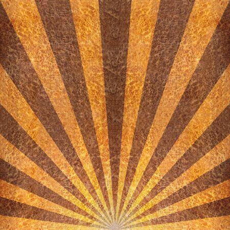 elm: Sunbeams abstract background - Radial background - Sunburst style - Vintage Design Template - Carpathian Elm wood texture