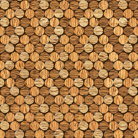 stopper: Background pattern of wine bottles corks - seamless background - Interior Design wallpaper - wall panel pattern - walnut wood texture