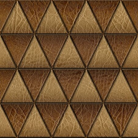 panels: Triangular style - Abstract decorative panels Stock Photo