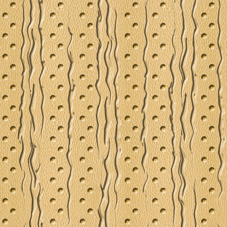 grooves: Abstract decorative texture - Interior wall panel pattern - 3D decorative grooves and dots - seamless background - White Oak wood texture