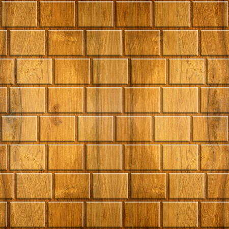 cherry wood: Interior wall panel pattern - decorative tile pattern - seamless background - checkered style - Cherry wood texture