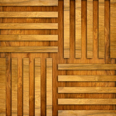 pavement: Abstract paneling pattern - seamless background - Cherry wood texture