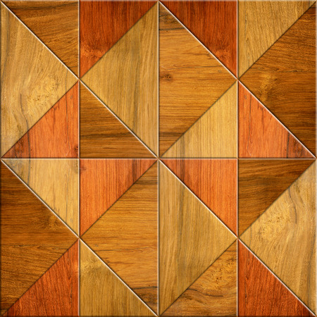 pavement: Abstract decorative texture - seamless background - Cherry wood texture Stock Photo