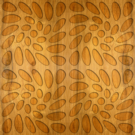cherry wood: Abstract decorative texture - seamless background - Cherry wood texture Stock Photo