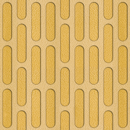 furled: Abstract decorative grid - seamless background - White Oak wood texture