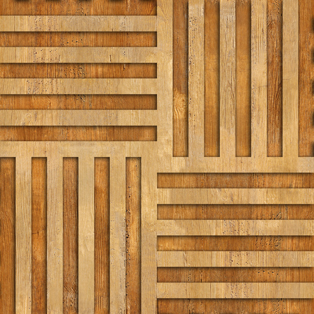 wood paneling: Abstract paneling pattern - seamless background - wood texture