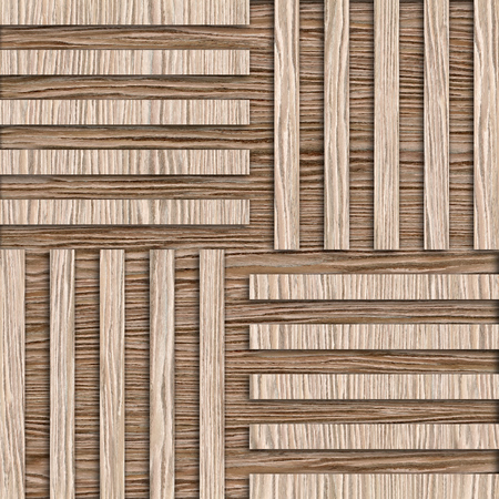 wood paneling: Abstract paneling pattern - seamless background - Blasted Oak Groove wood texture