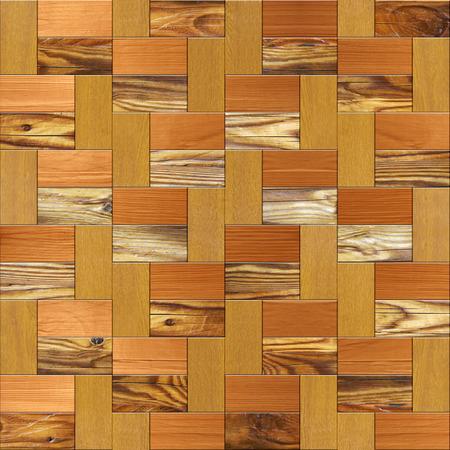 Holzpuzzles Für Nahtlose Hintergrund Montiert. Wallpaper Textur ...
