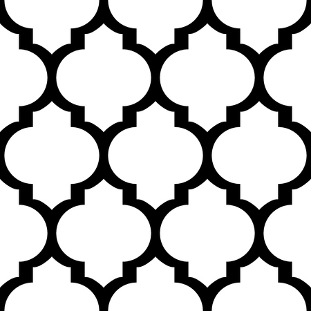 Traditional Arabic Geometric Patterns Vector Repeating Patterns