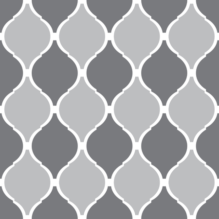 wall decor: Decorative oriental pattern. Arabic decor. Vector Black & White seamless patterns. Interior wall panel pattern. Wallpaper texture background. Vector repeating texture. Illustration