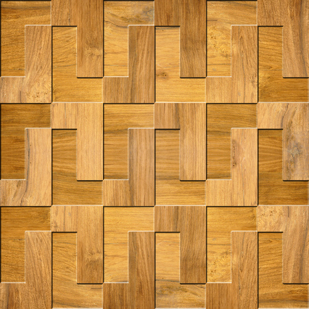 Decorative wooden pattern - seamless background - Fine natural structure - Continuous replication