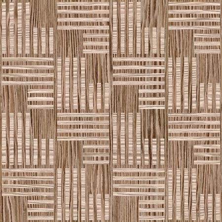 Abstract paneling pattern - seamless background - Blasted Oak Groove wood texture
