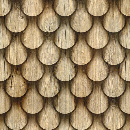 Abstract drops stacked for seamless background - wood texture