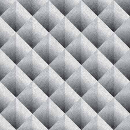 Abstract diamond pattern - seamless background - decoration material - granular surface of stones