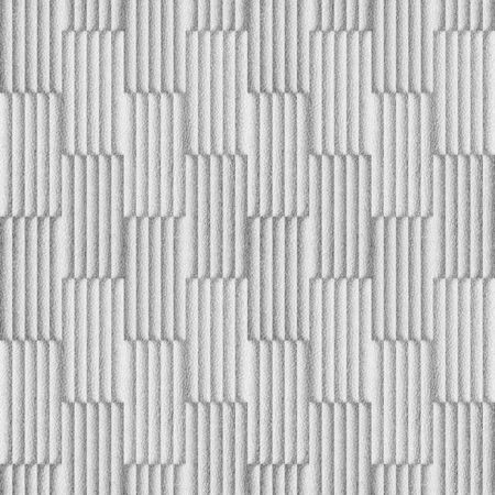 Decorative abstract vertical window blinds - seamless background - white granular surface