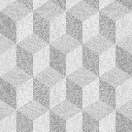 Decorative slanting checkered pattern - Abstract stylish background - granular white surface