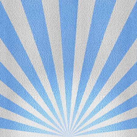 Sunbeams abstract background - Radial background - Sunburst style - Vintage Design Template - blue-white coloring