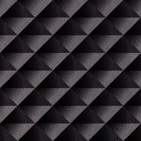 Decorative diamond lattice - seamless background - Use as wallpaper or wrapping paper - Black textured pattern