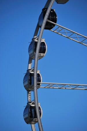 ferriswheel: -Ruota panoramica a Perth, Australia