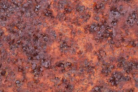 Rusty metal surface abstract background photo