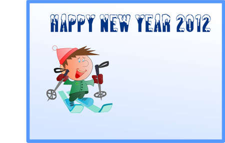 wishes for the new year 2012
