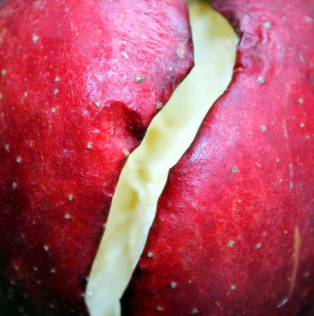 apple peel Stock Photo - 15172430