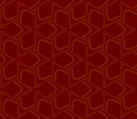 Decorative seamless geometric pattern. Vector illustration. Stok Fotoğraf - 125183988