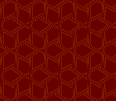 Decorative seamless geometric pattern. Vector illustration. Stok Fotoğraf - 125184006
