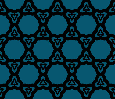 Simple modern seamless geometric pattern. For digital paper, textile print, page fill. Vector illustration 矢量图像