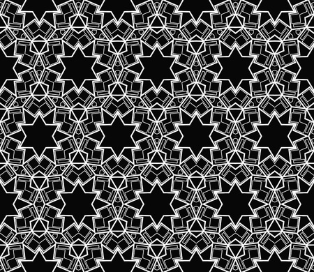 Ornamental seamless pattern. Vector abstract background. Stock Vector - 124906864