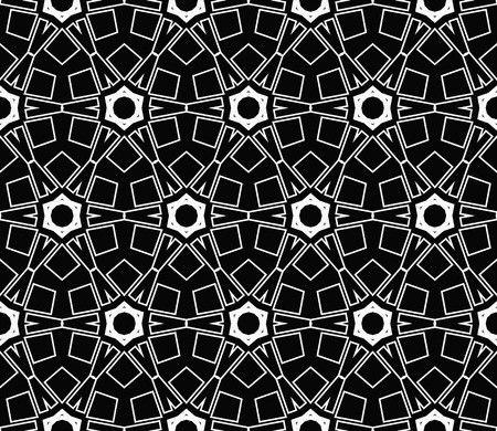Ornamental seamless pattern. Vector abstract background. Stok Fotoğraf - 124906949