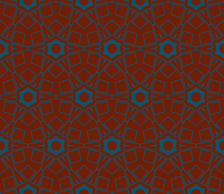 Ornamental seamless pattern. Vector abstract background. Stok Fotoğraf - 124906953