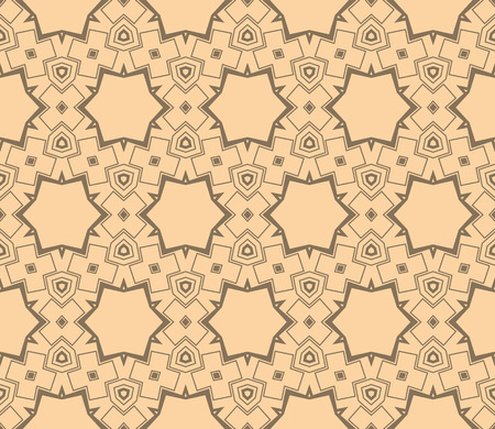 Simple modern seamless geometric pattern. For digital paper, textile print, page fill. Vector illustration Illusztráció