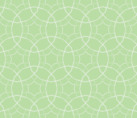 Color design geometric pattern. Seamless vector illustration green color.